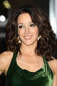 HOLLYWOOD - JAN 11:  Jennifer Beals attends The Book of Eli premiere on January 11 2010 at Grauman's