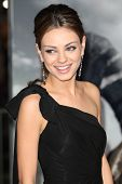 HOLLYWOOD - JAN 11:  Mila Kunis attends The Book of Eli premiere on January 11 2010 at Grauman's Chi