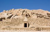 Gräber bei Deir el-Medina, luxor
