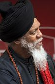 Dr. Lonnie Smith On Stage At The Big Rivers Festival