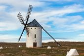 Old Spanish Windmill