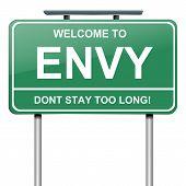 Envy Concept.