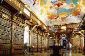 Klosterbibliothek im Stift melk