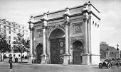 Marble Arch In About 1920