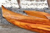 Native Hawaiian Canoe
