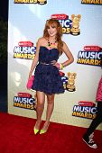 LOS ANGELES - APR 27:  Bella Thorne arrives at the Radio Disney Music Awards 2013 at the Nokia Theater on April 27, 2013 in Los Angeles, CA