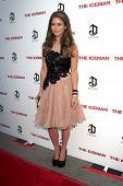 LOS ANGELES - APR 22:  Weronika Rosati arrives at