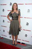 LOS ANGELES - APR 22:  Carly Craig arrives at