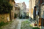 stock photo of neat  - italian old street  - JPG
