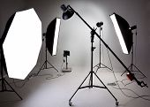 Equipamento PhotoStudio