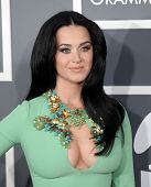 LOS ANGELES - FEB 10:  Katy Perry arrives to the Grammy Awards 2013  on February 10, 2013 in Los Ang