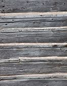 Weathered barn board background
