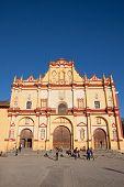 San Cristobal Cathedral, Chiapas, Mexico
