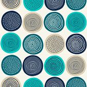picture of dash  - Seamless stylish hand drawn pattern - JPG
