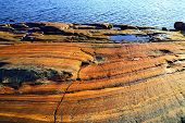 Red Rocks Of The White Sea