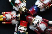 nutcracker heads together