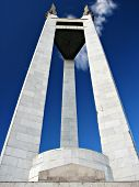 Manila Landmark President Manuel Quezon Memorial