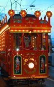 Switzerland Tram