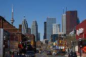 View Towards Downtown Toronto