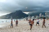 Rio De Janeiro Football
