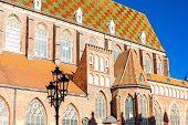 St Elisabeth''s Church, Wroclaw, Silesia, Poland