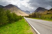 Road Into Glen Coe