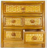 Brown Drawers