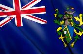 Bandeira das Ilhas Pitcairn (Reino Unido)