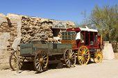 Wild West Wagons