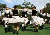 Traditional Romanian Dance