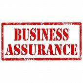 Business Assurance-stamp
