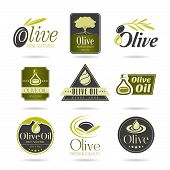 image of oil can  - Olives and olive oil can be used in jobs related icons - JPG
