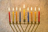 foto of hanukkah  - Happy Hanukkah - JPG