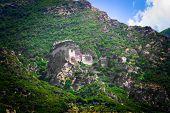 Monastery Simonos Petra At Agion Oros (holly Mountain) Greece