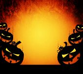Halloween background for your design.