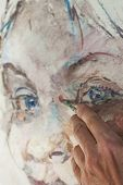 ������, ������: Hand Of Artist