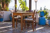 Tavern on Crete