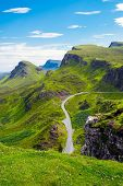 The Trotternish Ridge, Isle of Skye