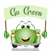Eco-car For The Respect Of The Planet