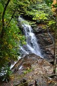 picture of hillbilly  - A Beautiful Waterfall in the Smokey Mountains - JPG