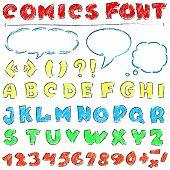 Comics Set
