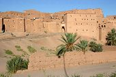 The Kasbah at Ouarzazate
