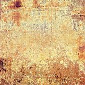 Grunge texture, Vintage background. With different color patterns: yellow, brown, gray