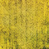 Vintage texture for background. With different color patterns: yellow, brown, beige