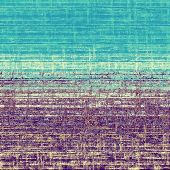 Old and weathered grunge texture. With different color patterns: blue, violet, purple