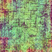 Highly detailed grunge texture or background. With different color patterns: purple (violet), green, blue