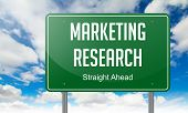 Marketing Research on Highway Signpost.