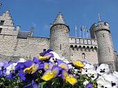 Antwerp Castle Het Steen