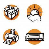 exklusive Reihe von Web-Symbolen. Überprüfen Sie mein Portfolio für viel mehr von dieser Serie sowie Tausende