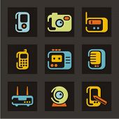 Web icons set. Check my portfolio for much more of this series as well as thousands of similar and o